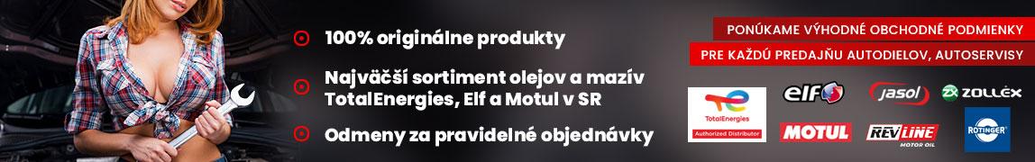 banner prečo motorové oleje od AUTODIELYBB s.r.o.